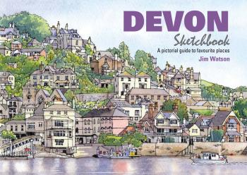 Devon Sketchbook cover edited 1